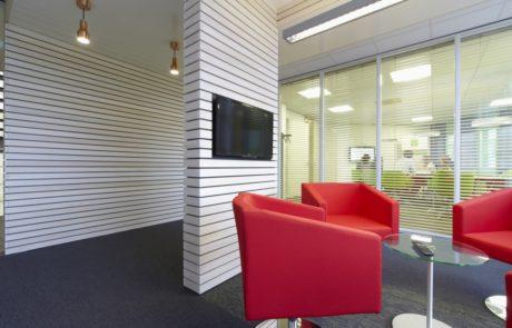 Gebr. Smits kantoor interieur inspiratie