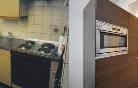 Gebr. Smits keuken renovatie