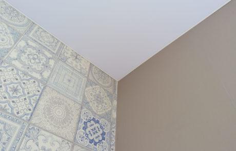 Spanplafond hoek geplaatst door gebr. smits veldhoven eindhoven