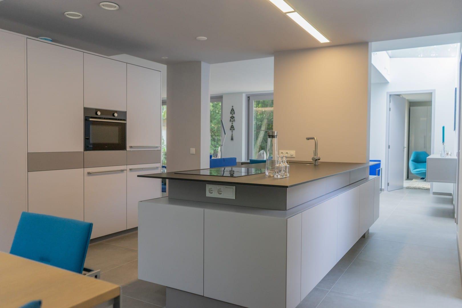 Moderne keuken van gebr. smits